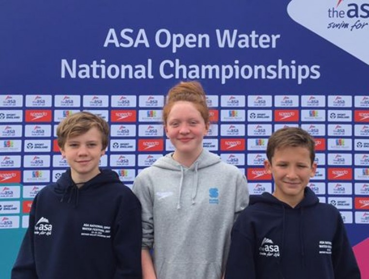 ASA Open Water Swimming 2016